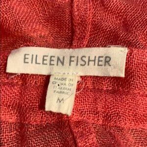 Eileen Fisher Sweaters - Eileen Fisher Fuchsia Linen Cardigan 🧜🏻♀️